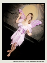 Taylor Morrill as fairy Queen Gossamer