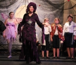 Rebecca Bascom as Ophelia Hollyhock the evil Witch of Hubbub